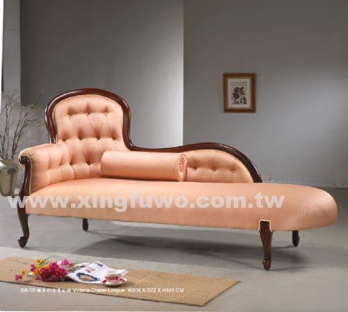 维多利亚贵妃椅